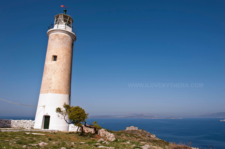 Φάρος Μουδαρίου / The lighthouse of Moudari