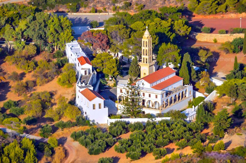 Παναγία Μυρτιδιώτισα / Monastery of Myrtidia