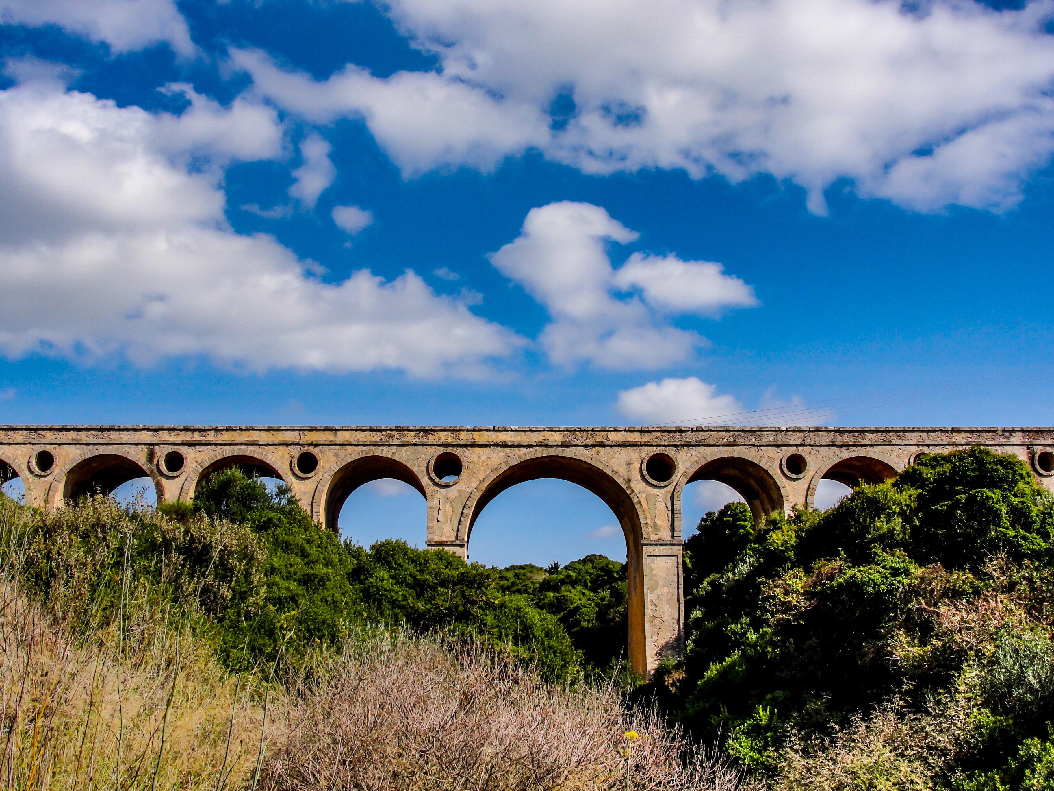Τοξωτή γέφυρα Κατουνίου / Arch bridge in Katouni