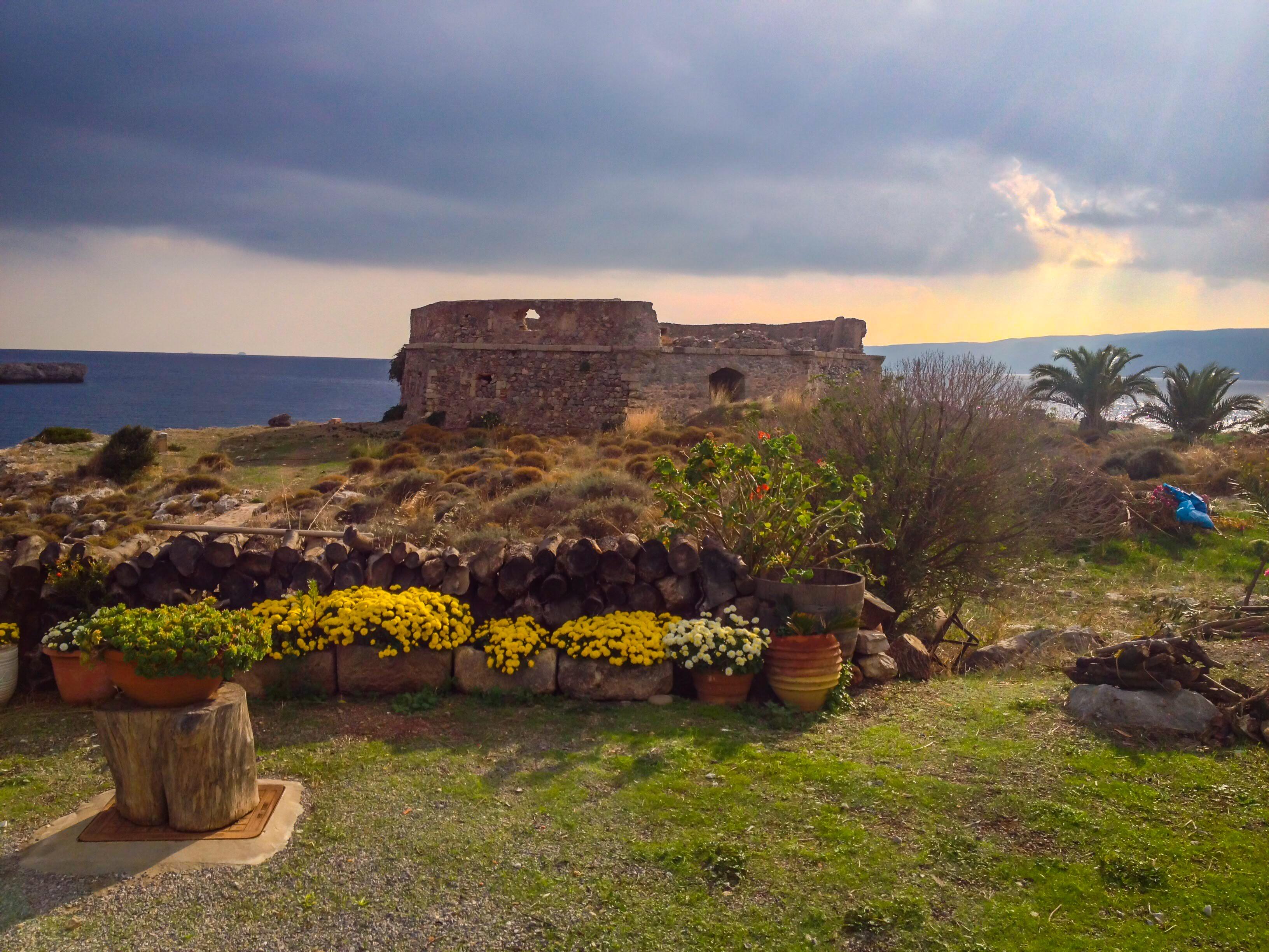 Κάστρο Αυλαίμονα / Castle in Avlemonas