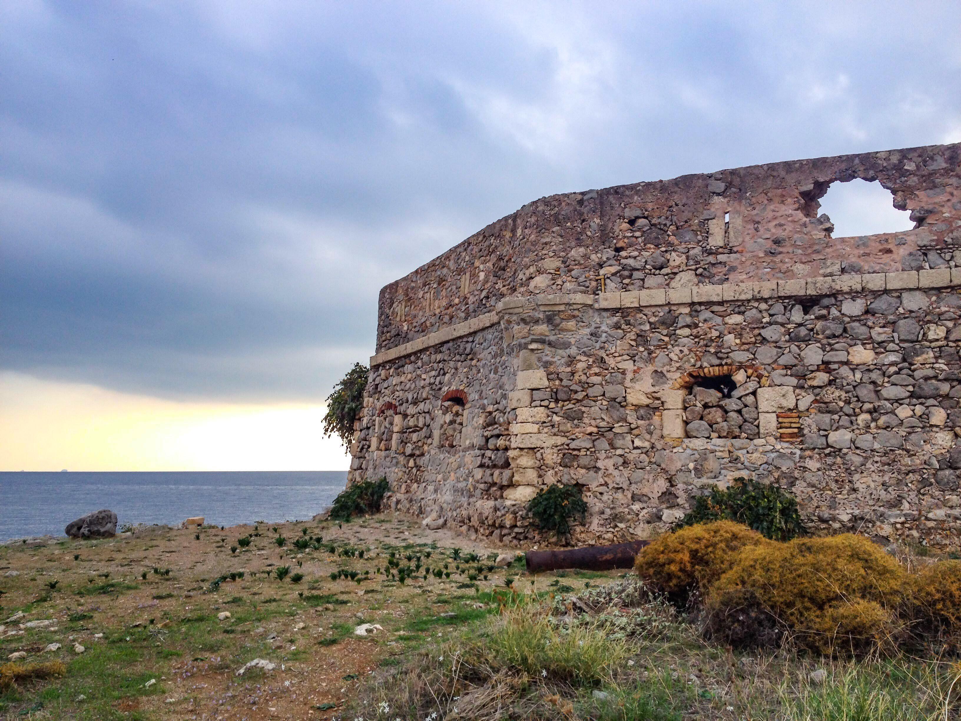 Καστρο Αυλαίμονα / Castle of Avlemonas